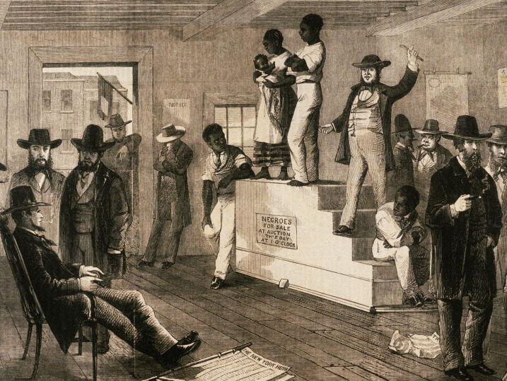 Slave Auctions by LBonnesen | Teaching Resources