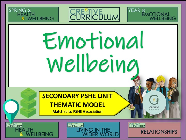 Thematic PSHE Emotional Wellbeing