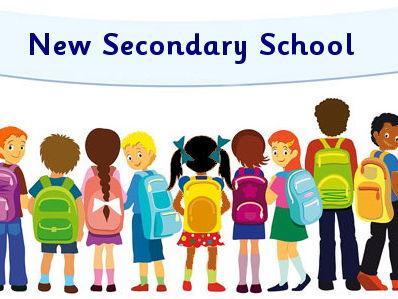 Yr7 PSHE - Starting Secondary School